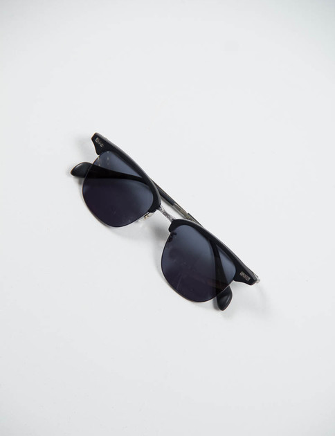 Matte Black/Pewter Executive I Sunglasses