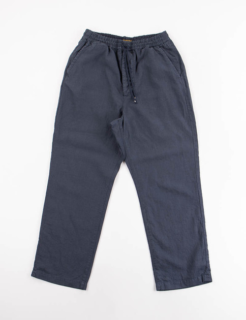 Ink Linen Lax Pants