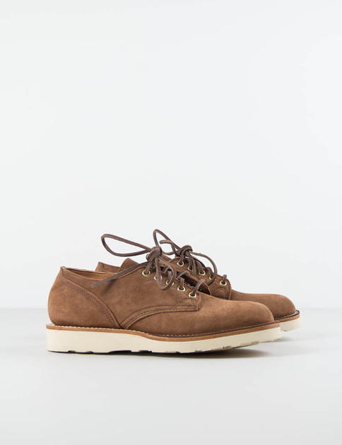 Snuff Kudu 145 Oxford Shoe
