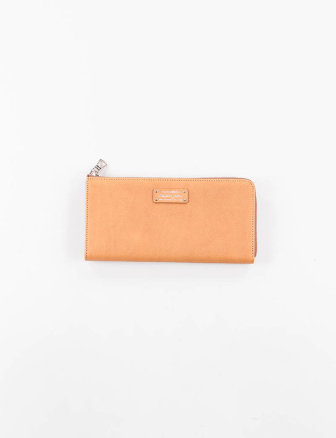 Camel Noble Long Wallet
