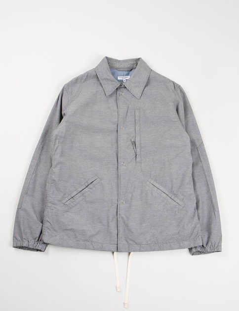 Grey Heather Activecloth Ground Jacket