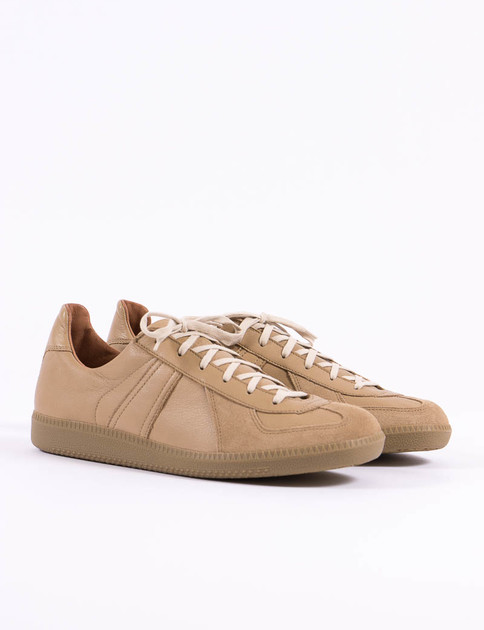 Beige 80's German Military Trainer