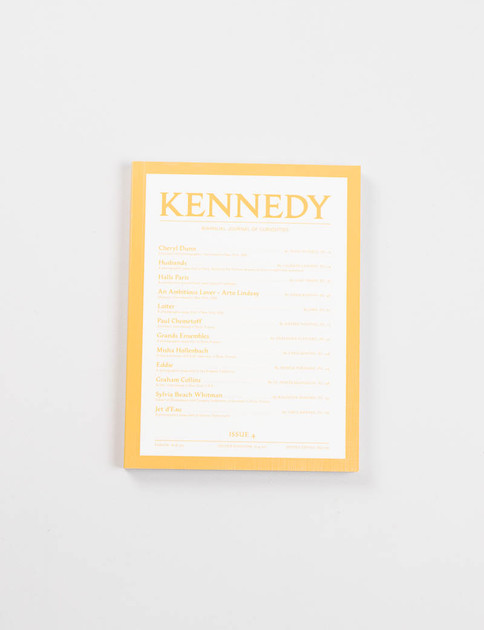 KENNEDY – Issue 4