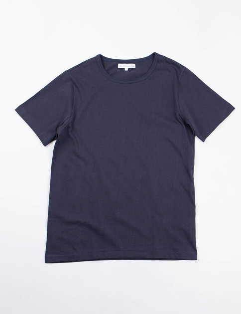 Dark Navy 215 Organic Cotton Army Shirt