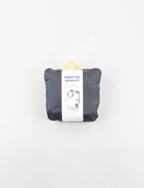 Forge Grey/Chromatic Yellow Lightweight Travel Tote Pack