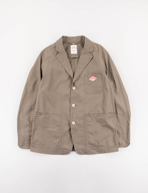 Olive Downproof Work Jacket