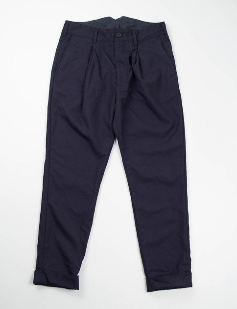 Navy Uniform Serge Willy Post Pant