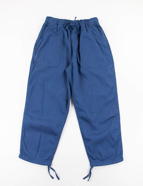 Indigo String Work Pant
