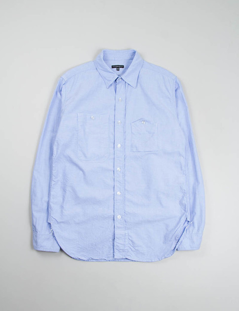 Blue Oxford Work Shirt SPECIAL