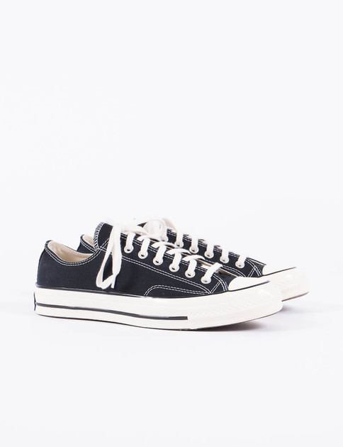 Black Chuck Taylor All Star 70s