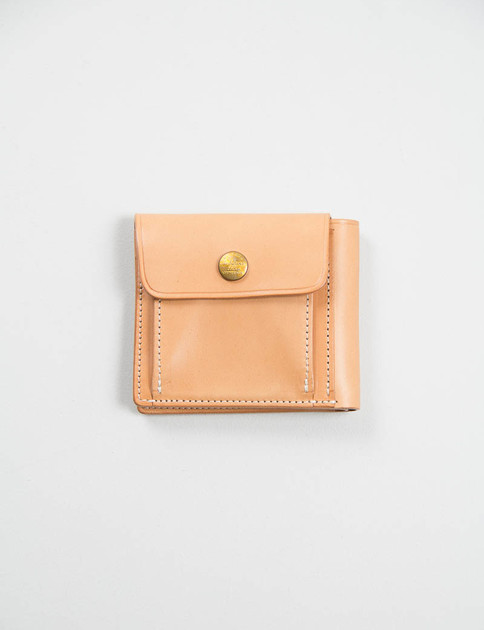 Natural Billfold Wallet