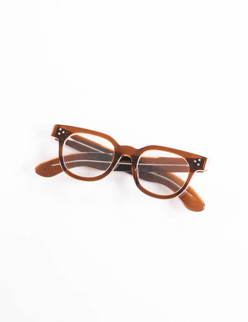 Brown Crystal FDR Optical Frame