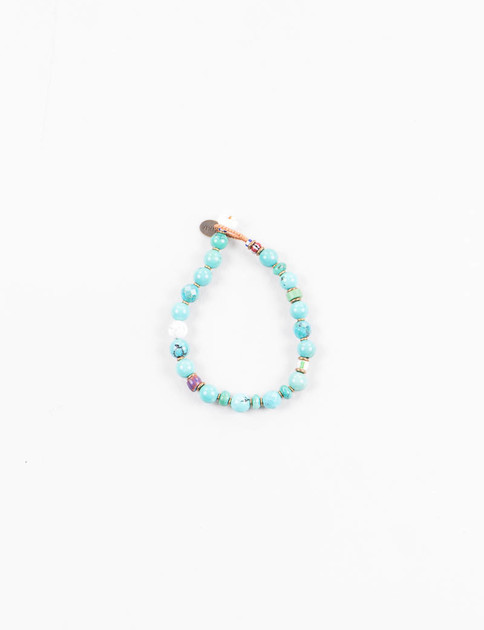 Mikia X United Arrows Turquoise Bracelet