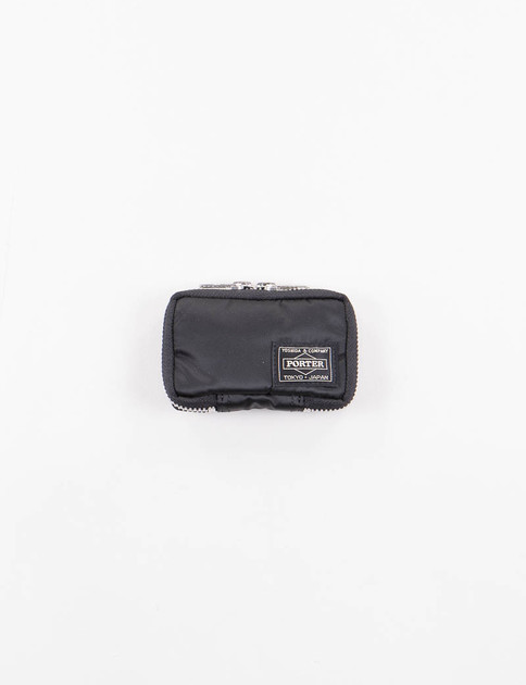 Black Tanker Key Case