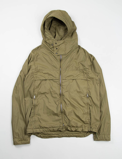Olive Shell A/C Jacket