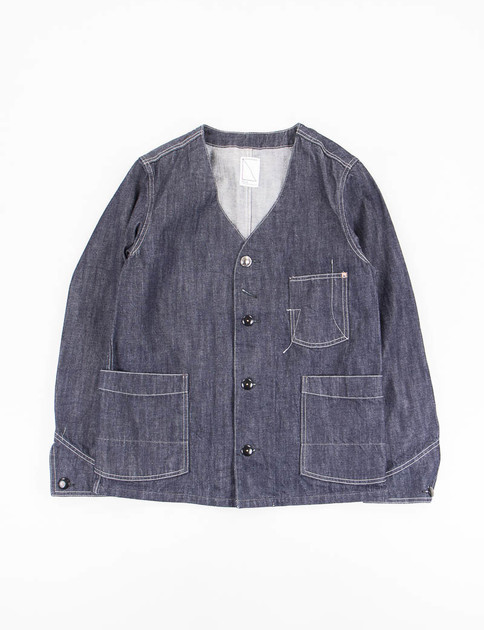 Indigo Multicultural Railroad Jacket