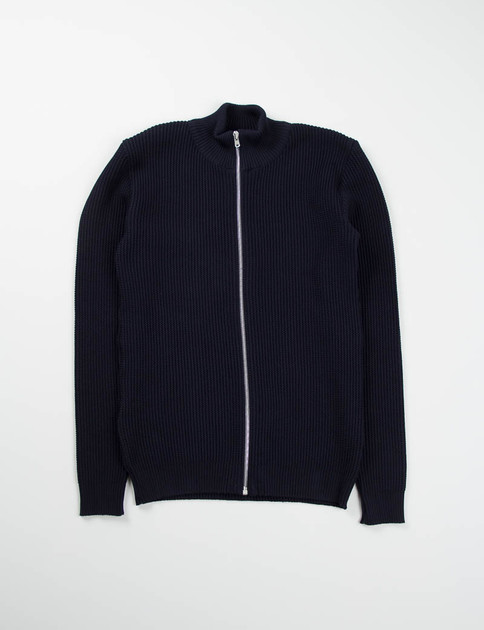Dark Navy Angle Jacket