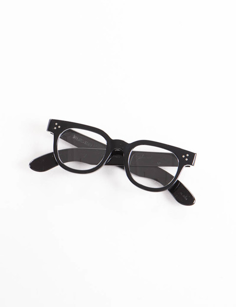 Black FDR Optical Frame