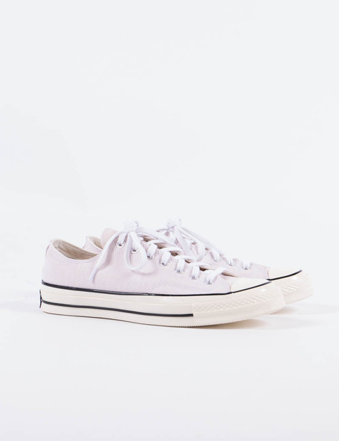Dusk Pink Poplin Shirt Chuck Taylor All Star 70s