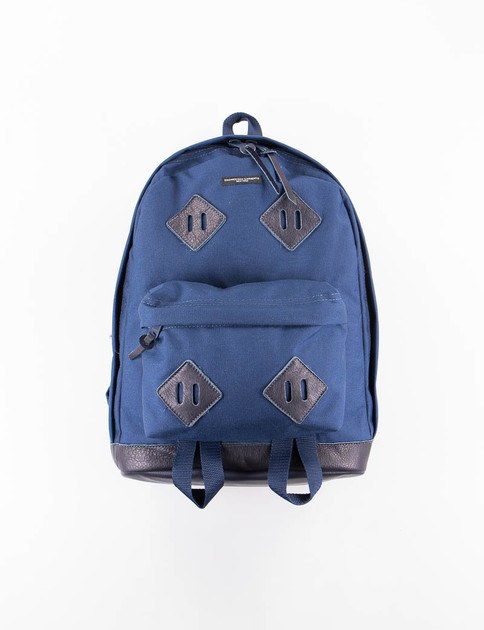 Navy Cordura Backpack