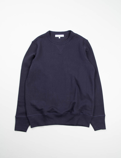 Dark Navy 2S48 Organic Cotton Sweater