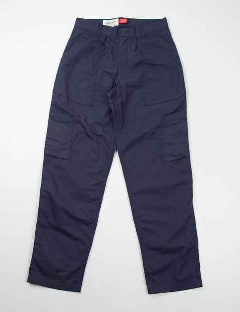 Navy Ripstop Utility Pant