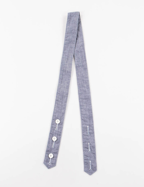 Blue Cone Chambray Extra Strap