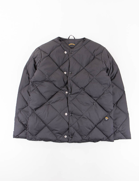 Black Inner Down Jacket