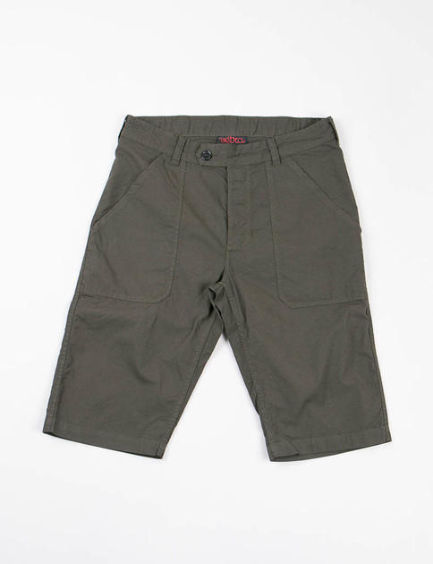 Khaki Overdyed Short