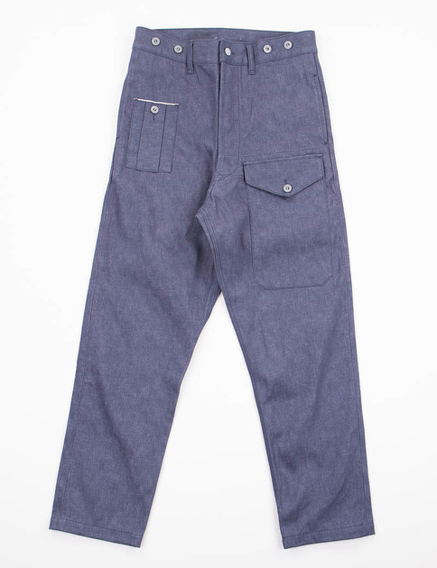 Lybro Blue British Army Pant