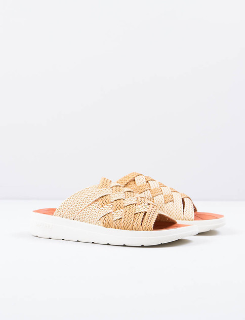Missoni Yellow/Straw Zuma Sandal