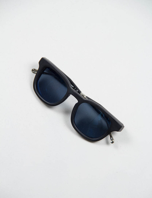Matte Black Cabrillo Sunglasses