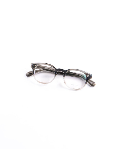 Grey Textured Tortoise Sheldrake Optical Frame