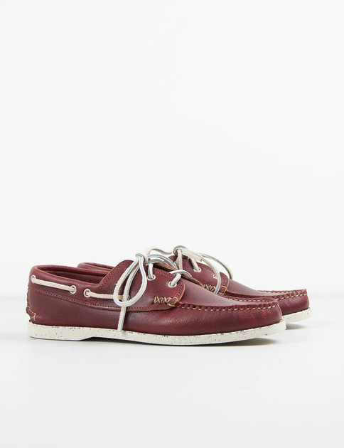 Wax Red Boat Shoe