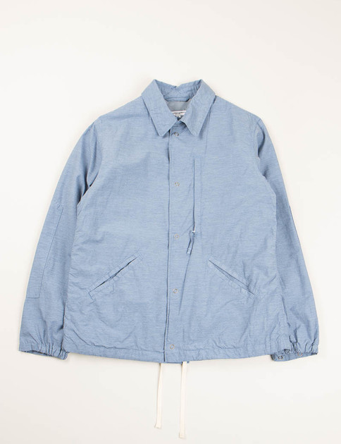 Light Blue Heather Activecloth Ground Jacket