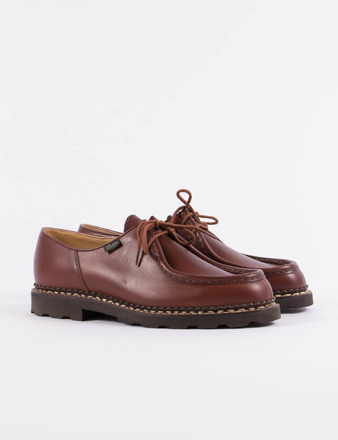 Marron Michael Shoe