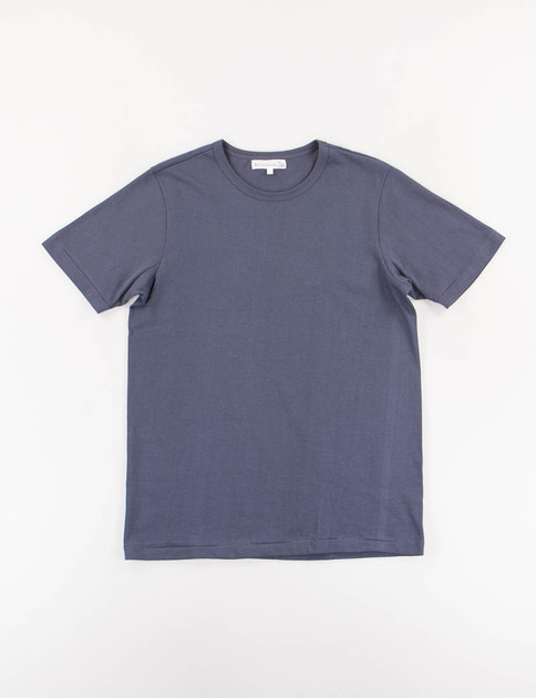 Navy 215 Organic Cotton Army Shirt
