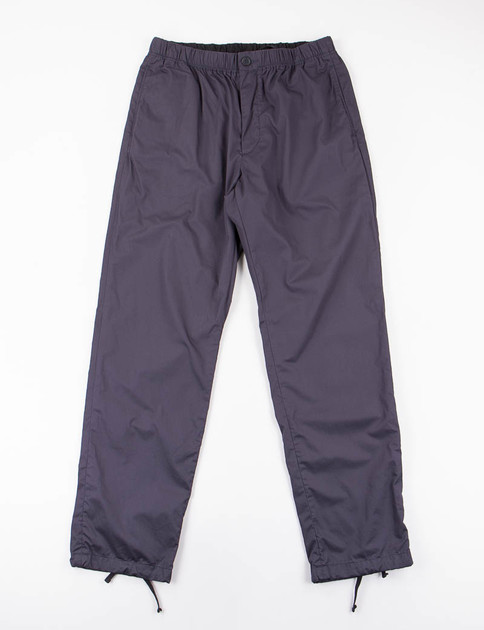Dark Navy High Count Twill Charles Pant