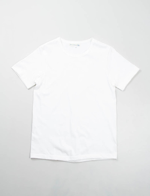 White 215 Organic Cotton Army Shirt