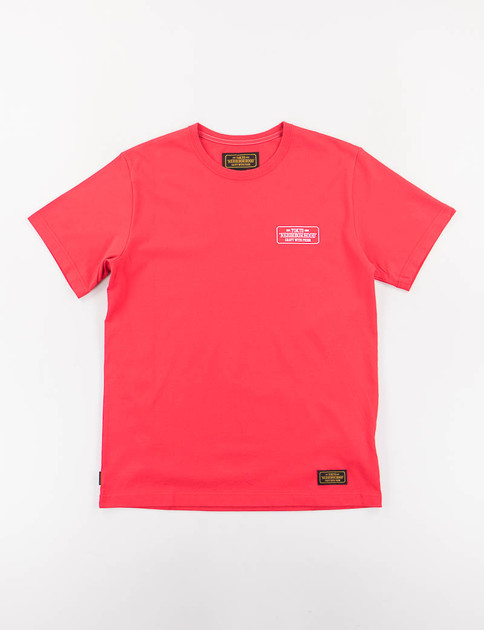 Red Classic Tee
