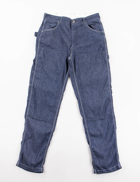 Indigo 8oz Cone Denim Painter Pant