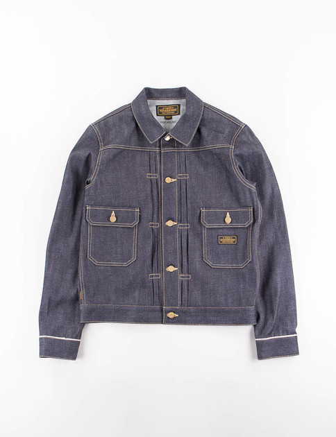 Neighborhood Indigo Rigid Stockman C–Jacket