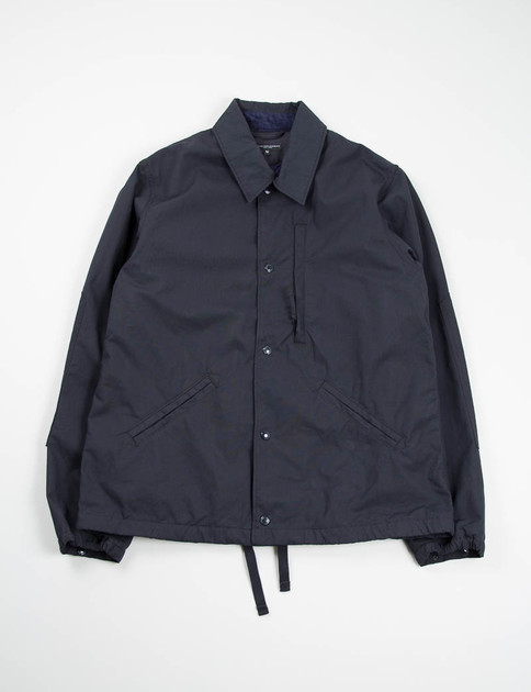 Dark Navy NyCo Ripstop Ground Jacket
