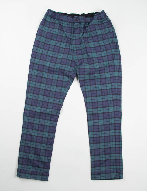 Blackwatch Oxford Plaid Charles Pant