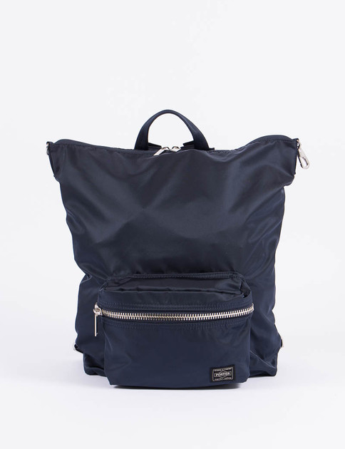 Navy OE Arrow Packable 2Way Day Pack