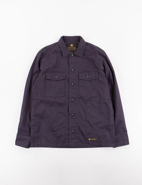 Neighborhood Navy BDU C–Shirt