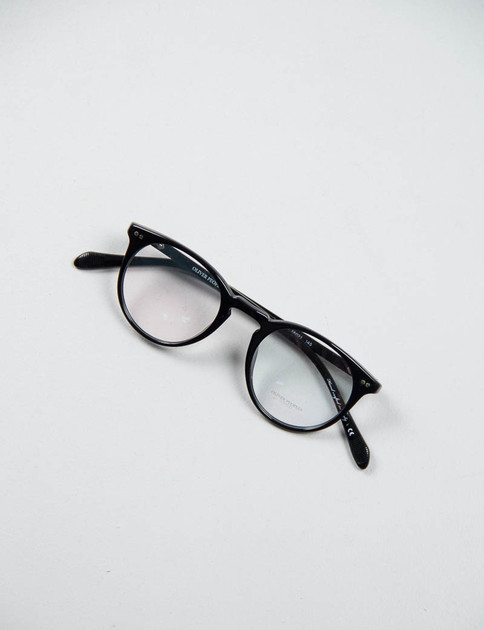 Black Sir O'Malley Optical Frame