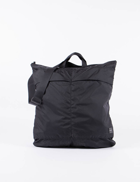 Black Flex 2Way Helmet Bag