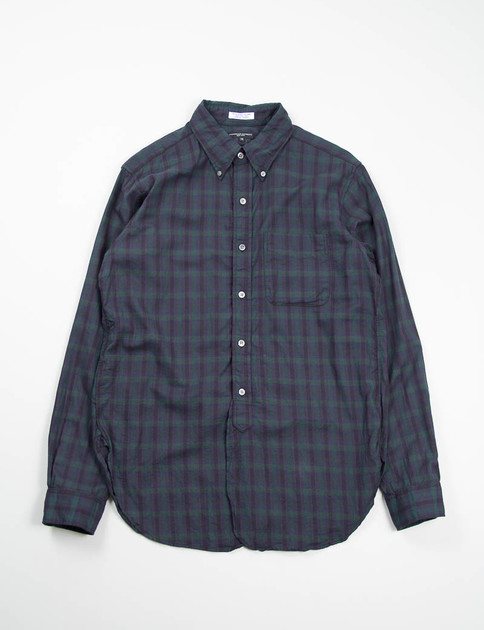 Blackwatch Plaid 19th Century BD Shirt