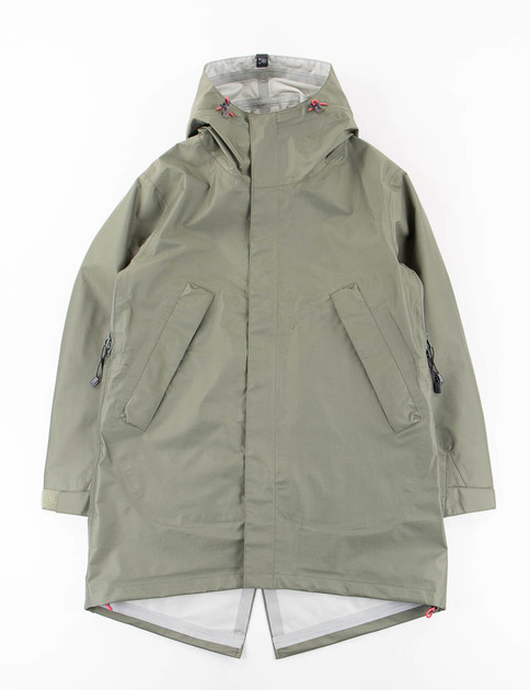 Khaki One Week Trip Shell